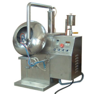tablet coating machine, R&D tablet coating machine