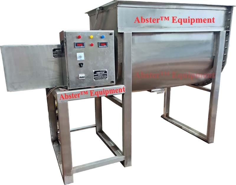 Powder Mixing Machine, Ribbon Blender, Stainless Steel Ribbon Blender